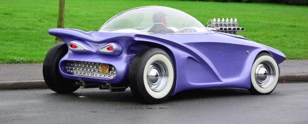 Provocarea Zilei: Crezi ca poti ghici ce masina-i asta?