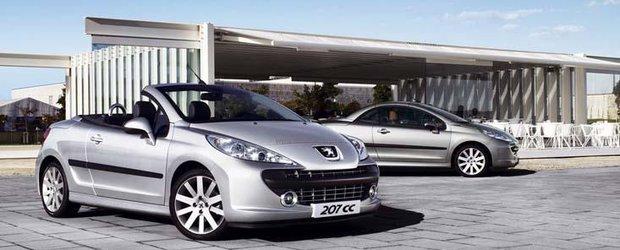 PSA Peugeot Citroen a inregistrat in primul semestru pierderi de 800 de milioane de euro