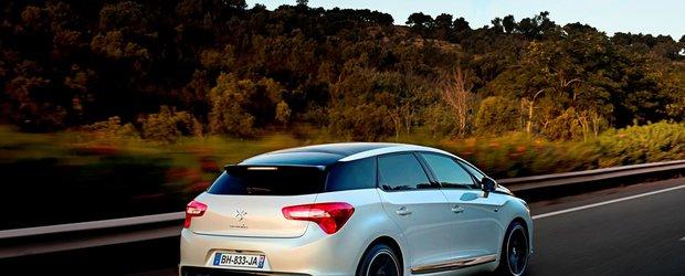 PSA Peugeot Citroen lider european in ceea ce priveste emisiile de CO2 in primul trimestru al lui 2012