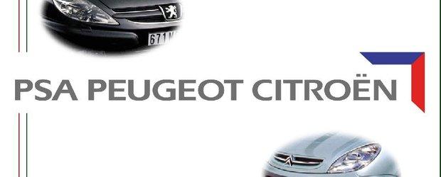 PSA Peugeot Citroen s-ar putea alia cu General Motors