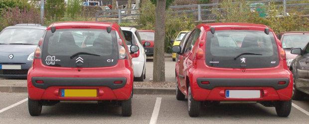 PSA schimba viziunea modelelor Peugeot si Citroen