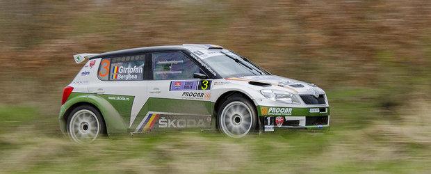 Puncte importante pentru Bacau Rally Team la Timis Rally 2013