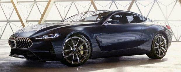Pune pauza la tot ce faci si intra imediat aici. Avem primele imagini oficiale cu noul BMW Seria 8!