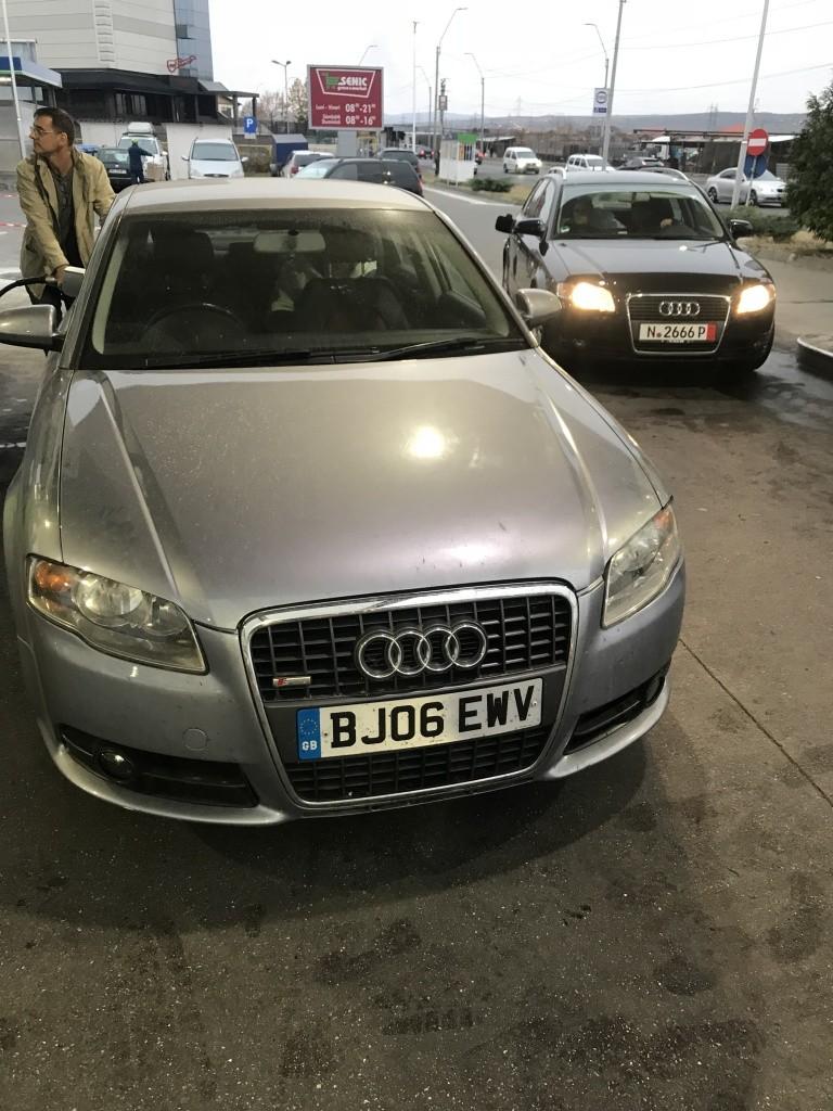 Punte spate Audi A4 B7 2008 Berlina 2.0