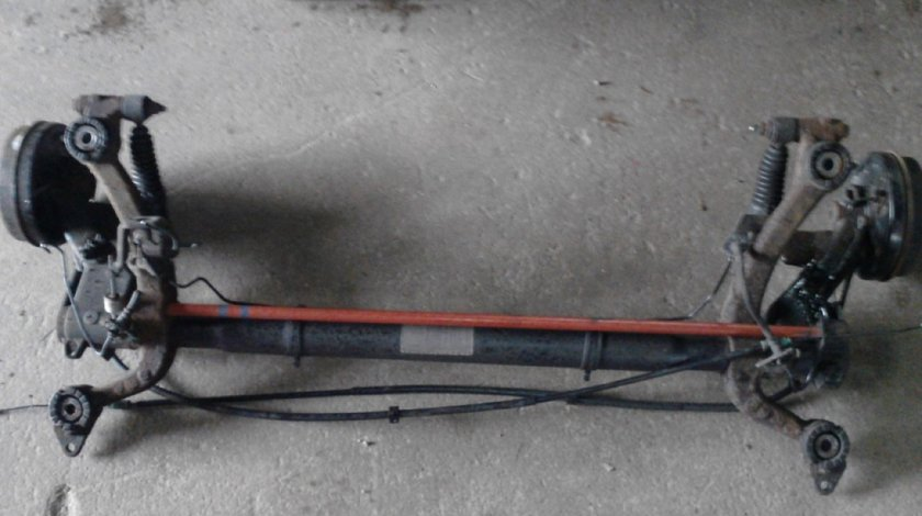 Punte Spate Completa Fara Abs Peugeot 206 Hatchback Si Coupe