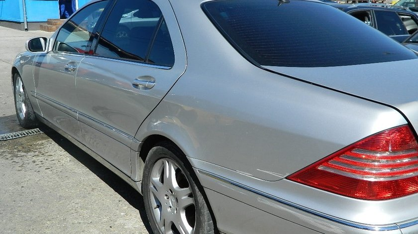 Punte spate completa Mercedes S-Class W220 320 Cdi model 1999-2005