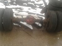 Punte Spate Iveco an 2003