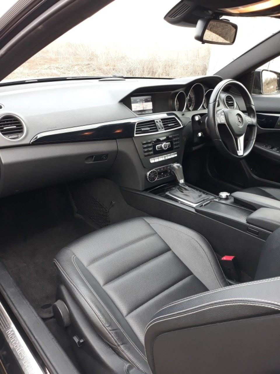 Punte spate Mercedes C-CLASS W204 2013 coupe 2.2