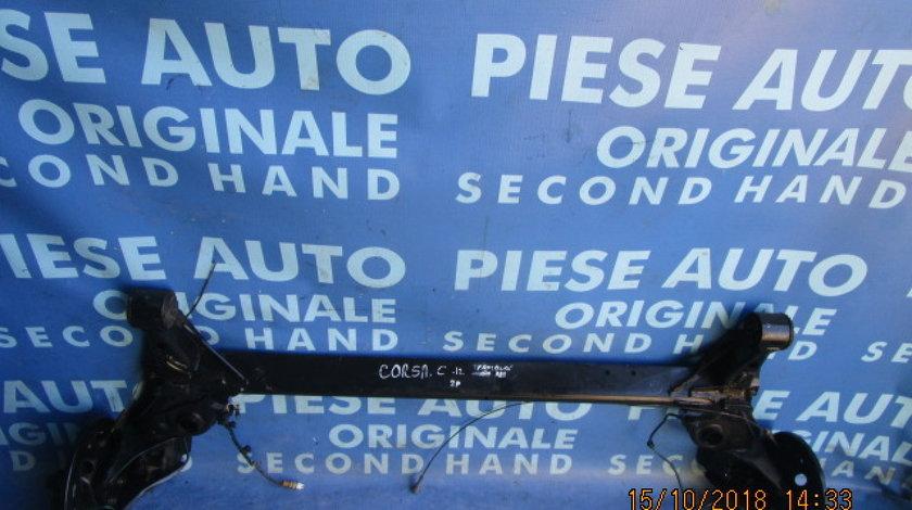Punte spate Opel Corsa C 1.2i (pe tamburi, cu ABS)