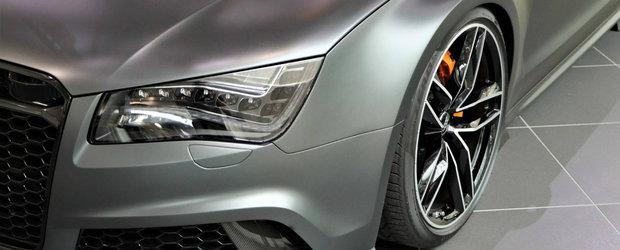 Putea fi primul RS8 din istoria AUDI, dar n-a intrat niciodata in productie. Cum arata limuzina de performanta