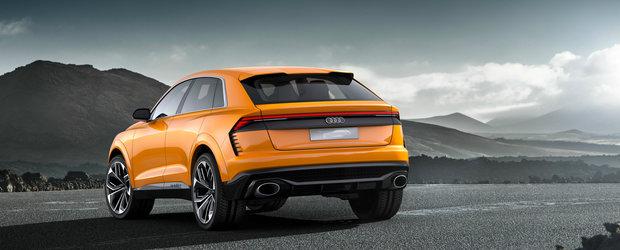 Puteam fi noi in locul lor. Audi va produce noul Q4 in Ungaria si Q8-ul in Slovacia