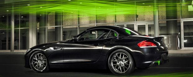 Puterea Seductiei: BMW Z4 Slingshot by MWDesign