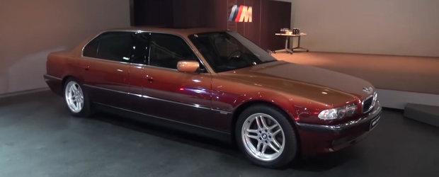 Putini au avut ocazia sa filmeze in aceasta incapere de la BMW M. Ce se ascunde in spatele usilor inchise