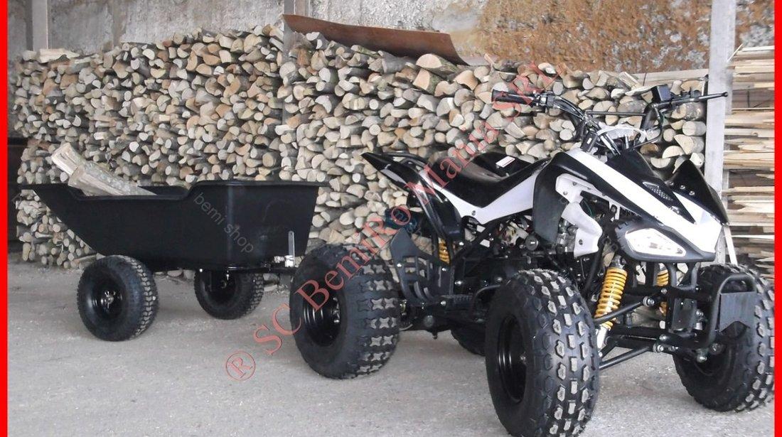 QUAD NOI RAPTOR 125auto CASCA livrare 24h