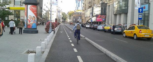 RABLA pentru biciclete: bucurestenii primesc vouchere ca sa renunte la masini