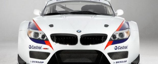 Racing God: 480 CP pentru BMW Z4 GT3