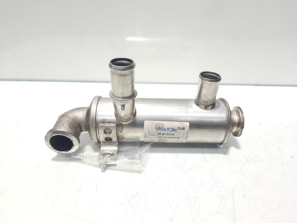 Racitor gaze, cod 9646762280, Peugeot 307 SW, 1.6 HDI, 9HX (id:463119)