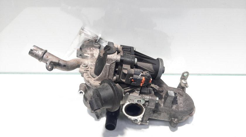 Racitor gaze cu EGR, cod 9671187780, Peugeot 308, 1.6 HDI, 9H06 (id:458405)