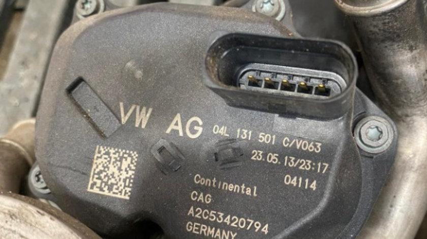 Racitor Gaze cu EGR Skoda Octavia 3 / Audi A3 8V / VW Golf 7 1.6 tdi CLH cod EGR:04L131501C Cod: Racitor : 04L1