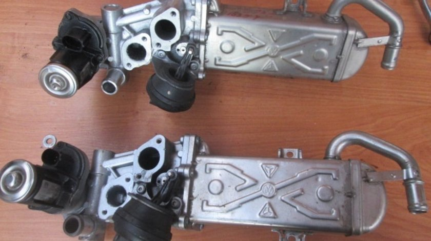 Racitor gaze cu EGR VW TOURAN 2.0TDI, CFH, CFHC