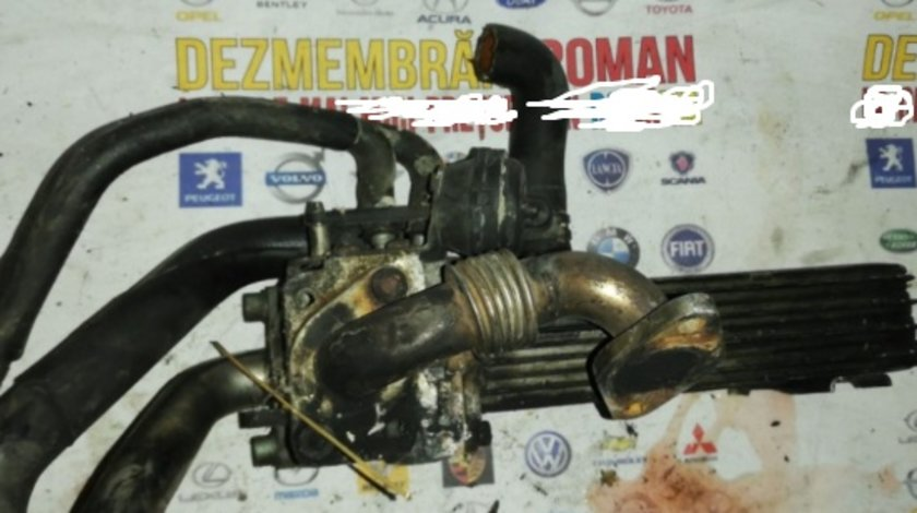 Racitor gaze egr audi a3 8P motor 2.0tdi bkd VW golf 5 jetta touran