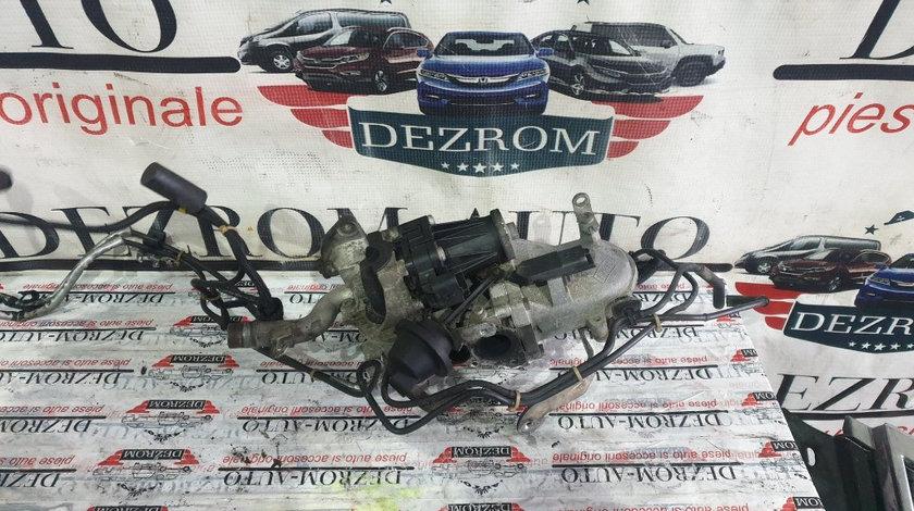 Racitor gaze + EGR Peugeot 308 I CC 1.6 HDi 112cp cod piesa : 9671187780