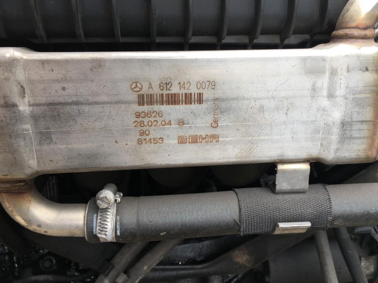 Racitor Gaze Mercedes ML 2.7 CDI Cod A 612 142 0079