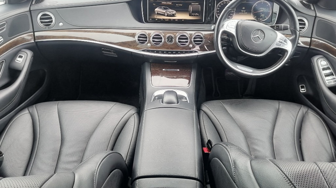 Racitor gaze Mercedes S-Class W222 2014 berlina 3.0