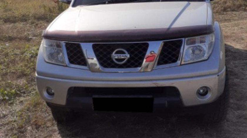 Racitor gaze Nissan Navara 2008 SUV 2.5 DCI