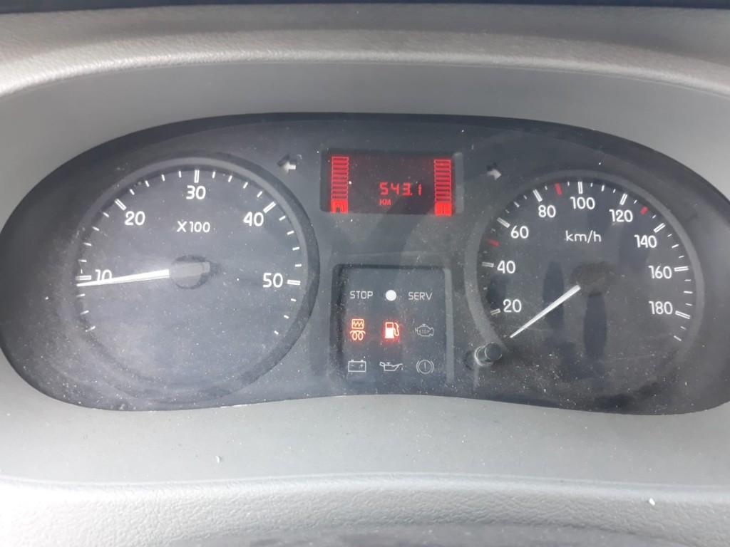 Racitor gaze Renault Mascott 2007 Duba 3.0