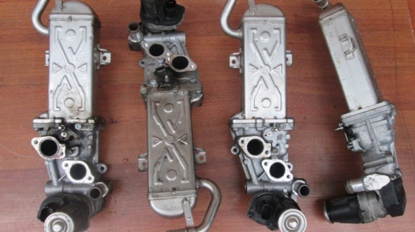Racitor gaze si egr VW Audi Golf Octavia Touran etc 1,6 TDI CAYC
