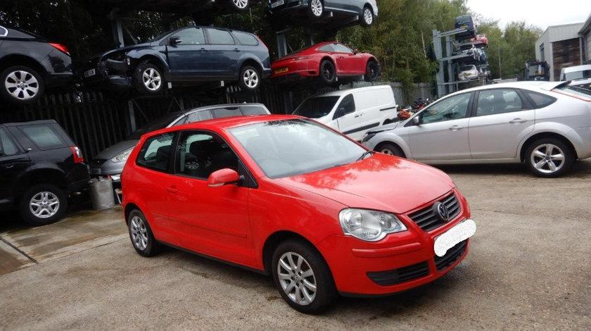 Racitor gaze Volkswagen Polo 9N 2008 Hatchback 1.4 i