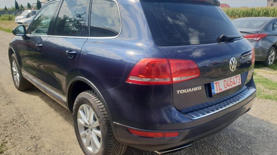 Racitor gaze Volkswagen Touareg 7P 2012 176kw 240cp casa 3.0 tdi