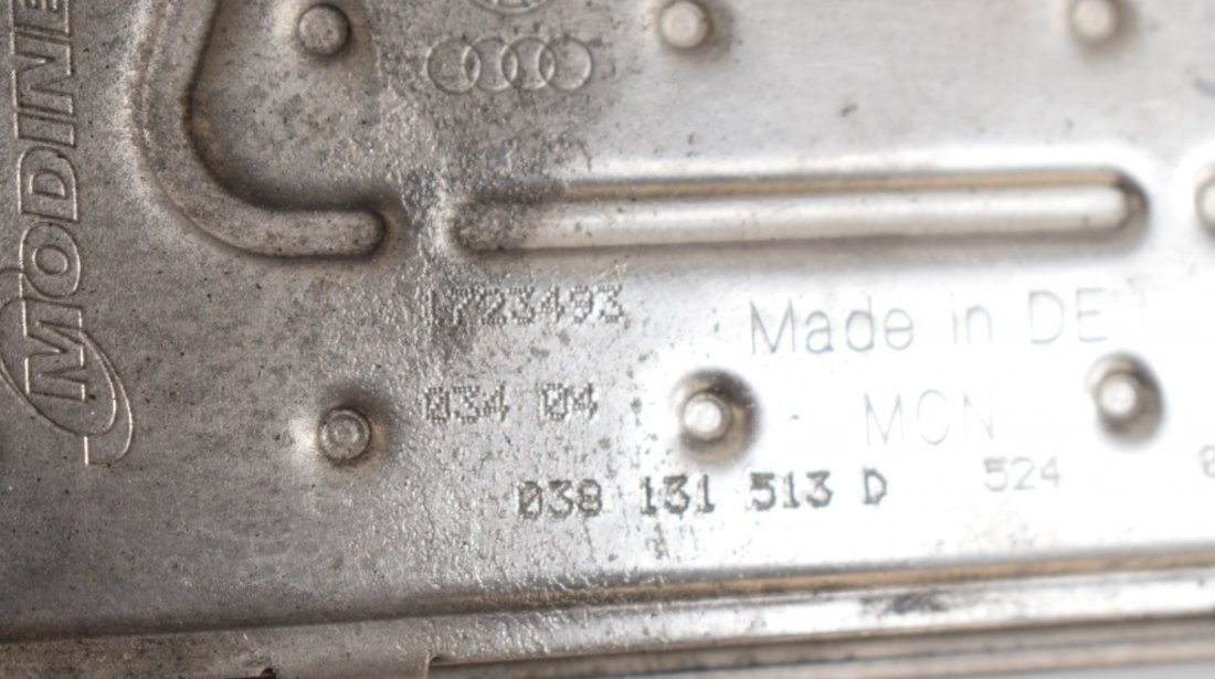 Racitor gaze VW Golf 5 1.9 TDI BKC 038131513D 546