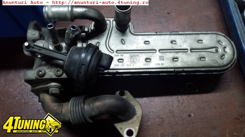 Racitor gaze VW Touran 2.0 TDI BKP BKD 2004 2005 2006 2007