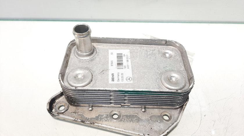 Racitor ulei, cod A6111880301, Mercedes Sprinter 3-t (906), 2.2 CDI, OM611981