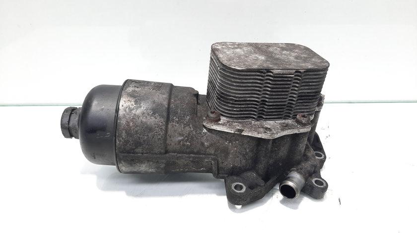 Racitor ulei cu carcasa filtru ulei, cod 9651813980, Ford Focus 2 (DA) 1.6 TDCI, G8DA (id:460997)