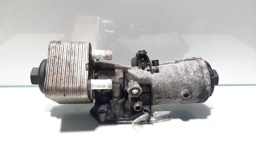 Racitor ulei cu carcasa filtru ulei, cod 045115389J, Vw Passat (3C2) 2.0 TDI, BMR (id:458489)