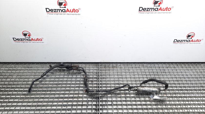 Racitor ulei cu conducta racire cutie viteza, Audi A6 (4F2, C6) [Fabr 2004-2010] 2.0 tdi, CAH (CAHA), 4F0317817E (id:439652)