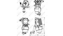 Racitor ulei Ford Galaxy (2006-2015)[WA6] #3 1103L...