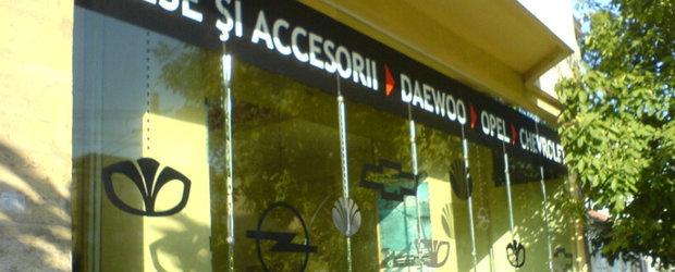 Radacini va comercializa piese de schimb pentru automobilele Daewoo