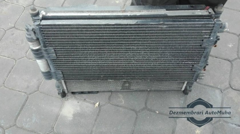 Radiator ac + apa Land Rover Freelander (1998-2005)
