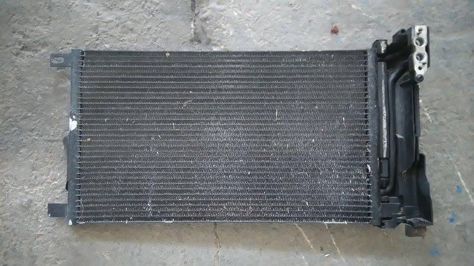 radiator  ac  bmw 320d e46 limuzina 100kw 136cp
