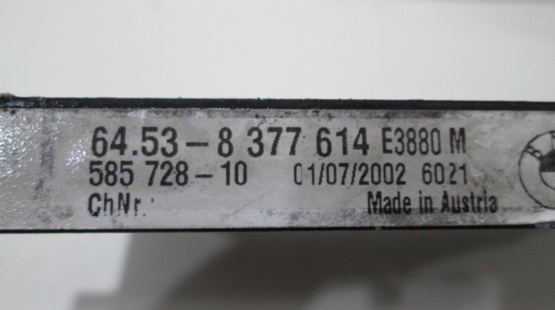 Radiator AC BMW Seria 3 E46 an 1998 1999 2000 2001 2002 2003 2004 2005 cod 64538377614