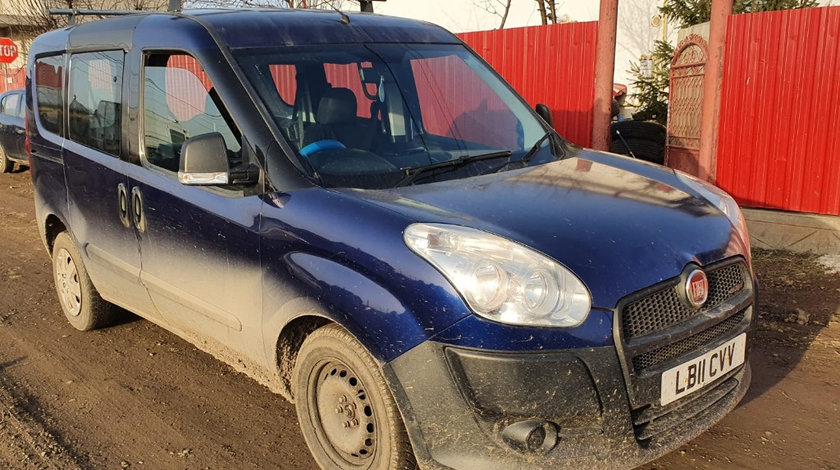 Radiator AC clima Fiat Doblo 2012 198a3000 cargo euro 5 1.6 D multijet
