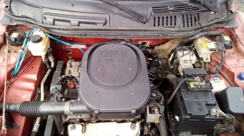 Radiator AC clima Lancia Y 2000 Hatchback 1.2