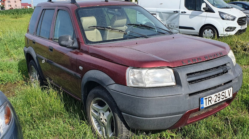 Radiator AC clima Land Rover Freelander 2003 1 4x4 2.0 TD4 204d3