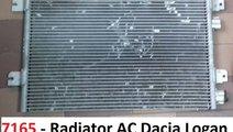 Radiator AC Dacia Logan