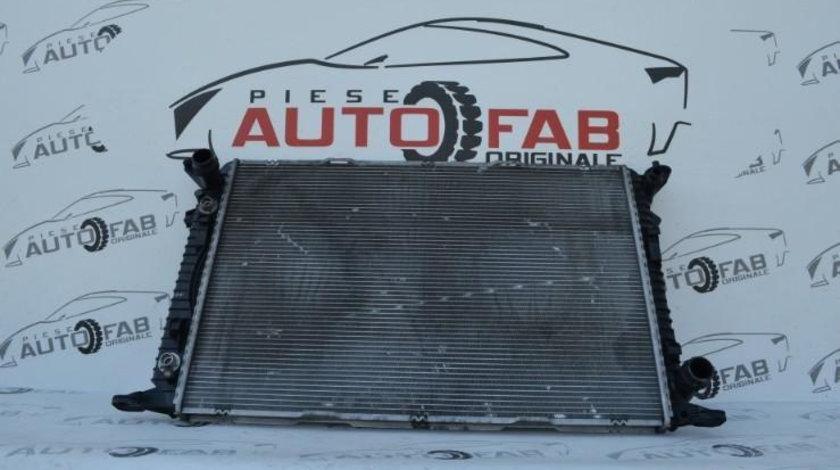 Radiator apă + ulei cutie Audi A4, A5, Q5, Porsche Macan 2.7, 3.0, 3.2 an 2008-2019 COD 8K0 121 251 AA