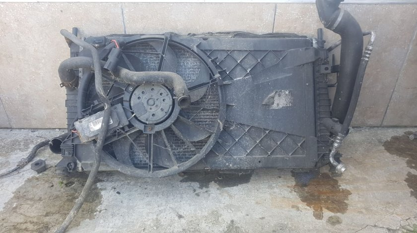 Radiator apa ac clima intercooler electroventilator ford focus c max 2.0tdci